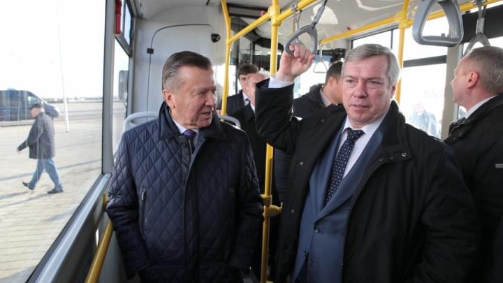 Половину ростовских автобусов собираются перевести на газовое топливо