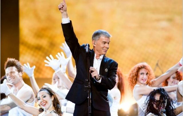 Олег Газманов 29 марта на сцене концертного зала «Миллениум»