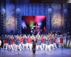 Сцена Музыкального театра объединит три праздника РГСУ