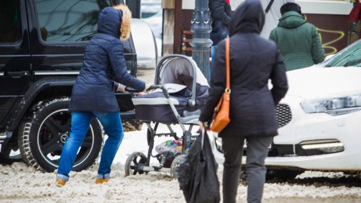 Полмиллиарда рублей в Ростовской области выделят на ежемесячные выплаты за первого ребенка