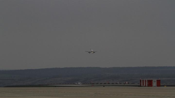 Из-за снегопада в столице задерживаются несколько авиарейсов из Москвы в Ростов