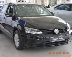 Новый Volkswagen Jetta уже в «Волга-Раст»!