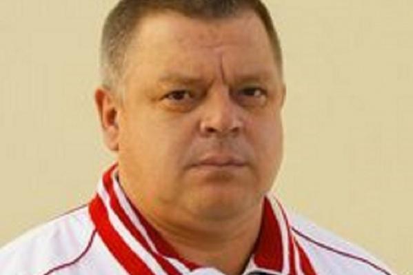 Тяжелоатлет из Гуково Борис Трифонов