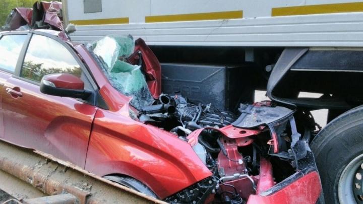 В Вологодской области под колесами КАМАЗа погиб котлашанин