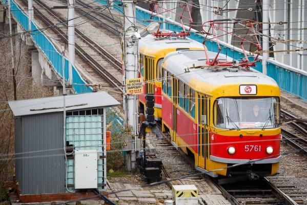 Скоростной трамвай в Волгограде будет ходить на две-три минуты быстрее