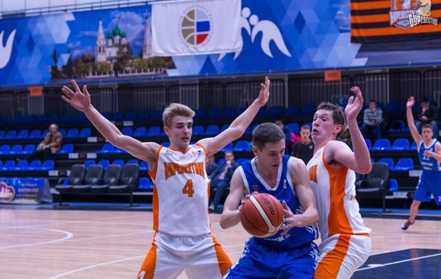 В Ярославле завершился последний тур всероссийского баскетбольного турнира