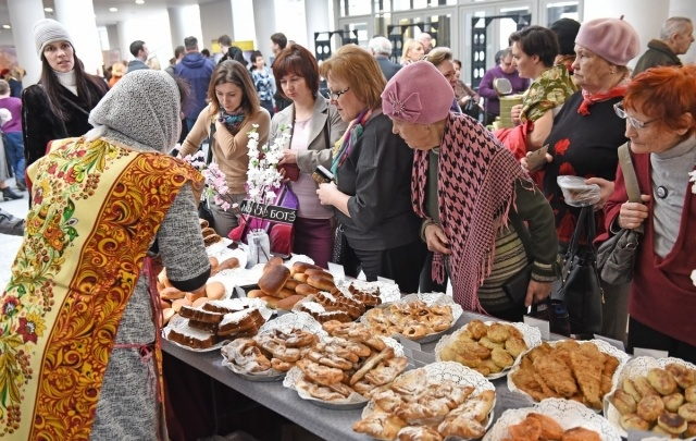 Фестиваль постной кухни прошел в Ярославле: фото