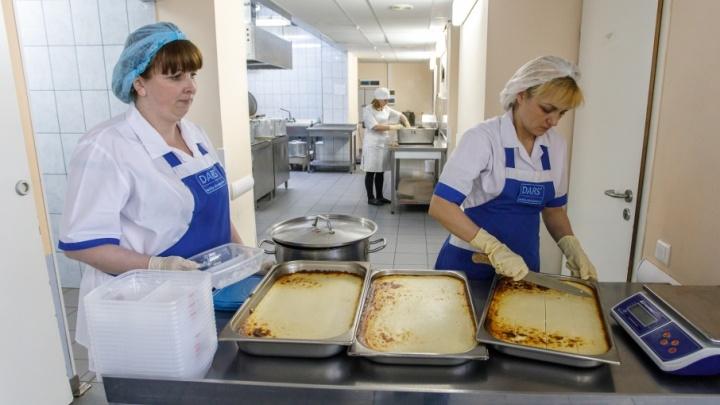 Больницы Волгограда и области перевели на единое лечебное меню