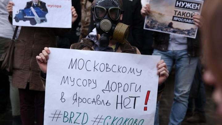 «Мы не хотим второго Волоколамска»: на митинг против московского мусора пришли около тысячи человек