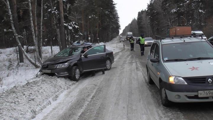Зимние аварии: рейтинг типичных ДТП на снегу и льду