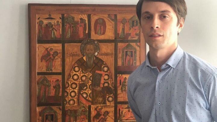 На родину после реставрации вернется одна из древнейших икон Кенозерья