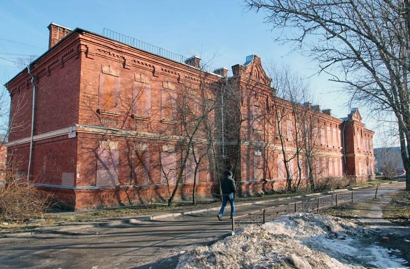 г.Ломоносов, Владимирская ул., дом 16, литера А