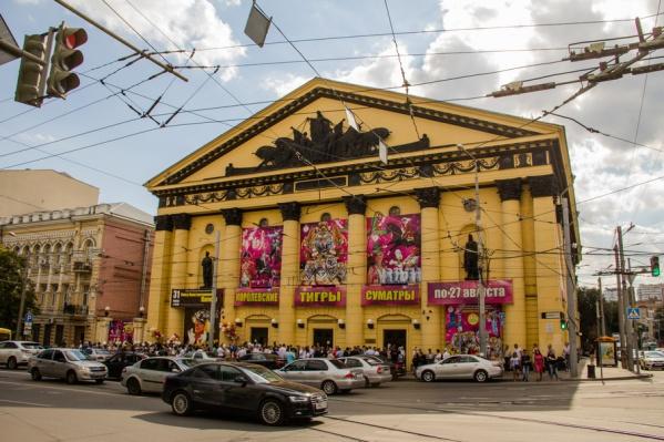 Капитальный ремонт ростовского цирка хотят начать в следующем году