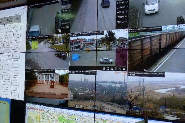Наблюдать будут в основном за центральными улицами