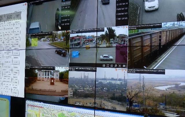 Проследят за фанатами и хулиганами: в Ростове установят 198 новых камер видеонаблюдения