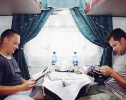 Волгоградские пассажиры все больше предпочитают гендерные купе