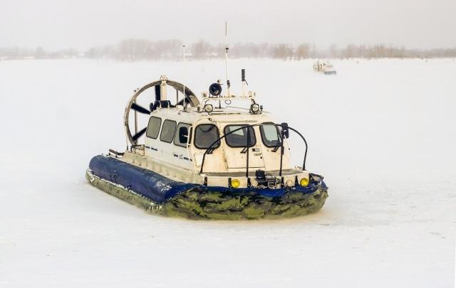 Изменилось расписание движения амфибийных катеров по маршруту Самара–Рождествено
