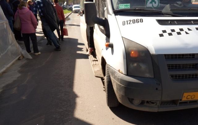 Недоброе утро: в воспитательных целях водитель выгнал ростовчан из маршрутки