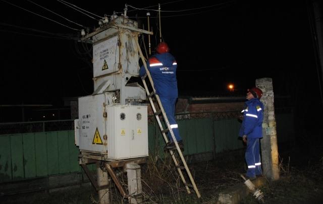«МРСК Юга»: энергоснабжение жителей области после удара стихии восстановлено