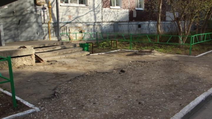 Общественные инспекторы и портал «Управляем вместе»: проверки пермских дворов продолжаются