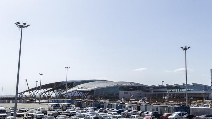 Первые летные испытания проходят в аэропорту Платов