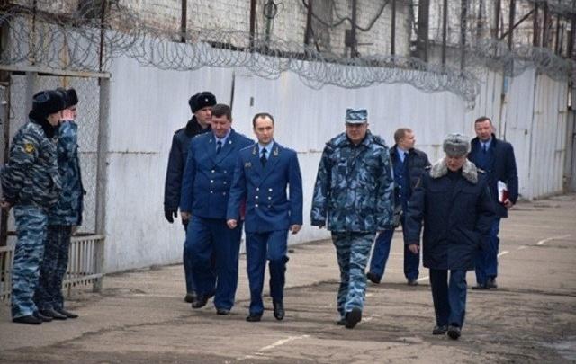 Прокурор области нашел нарушения в колонии №5