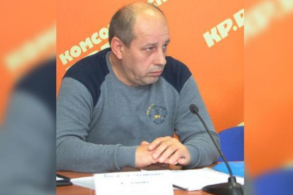 Александр Овчинников обращался в полицию и СМИ, заявляя о нарушениях в СНТ «Вишнёвый»