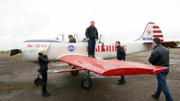 В Ярославской области появилась своя пилотажная группа