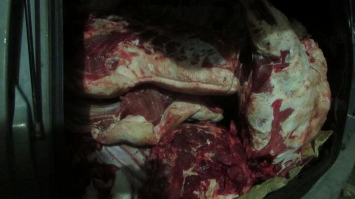 Облава ФСБ на тольяттинский рынок: в утиль отправили 428 кг свинины