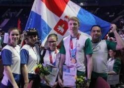 Студент из Прикамья получил «золото» чемпионата WorldSkills