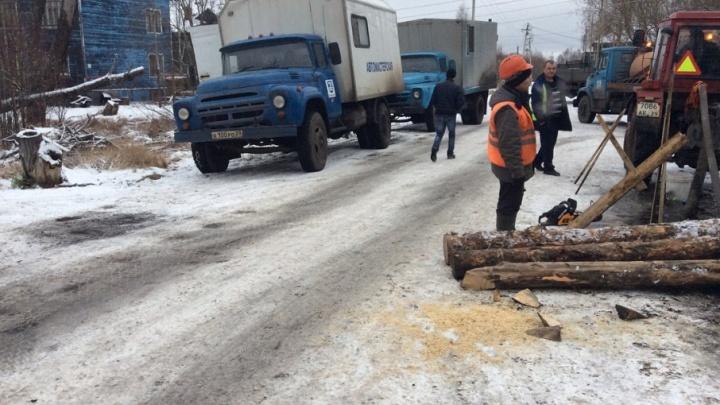 Ремонт водопровода в Маймаксанском округе продолжится в среду