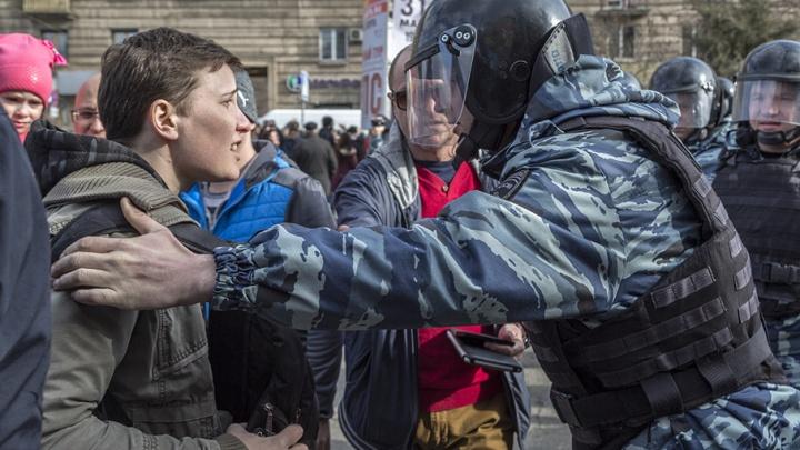 Сторонники Навального планируют провести в Волгограде очередной митинг