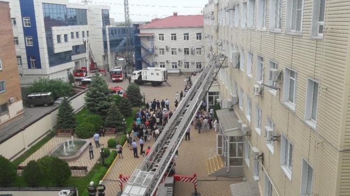 Тревога в ростовском горгазе оказалась ложной
