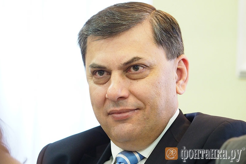 Арзум Арзуманян, руководитель представительства АСИ в Северо-Западном федеральном округе