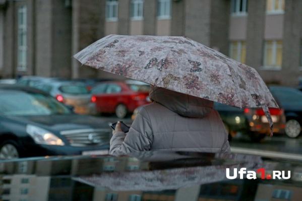 В Башкирию снова придет непогода