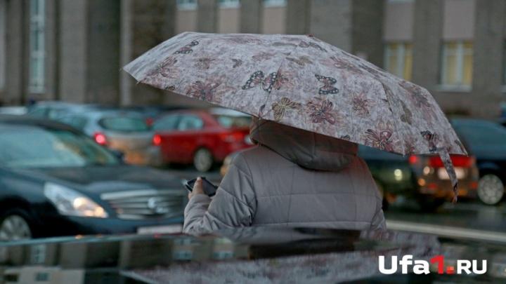Штормовое предупреждение: Башкирию накроют ливни и грозы