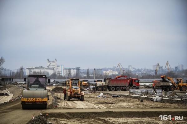 «Российские автомобильные дороги» вложат в проект 77 млрд рублей
