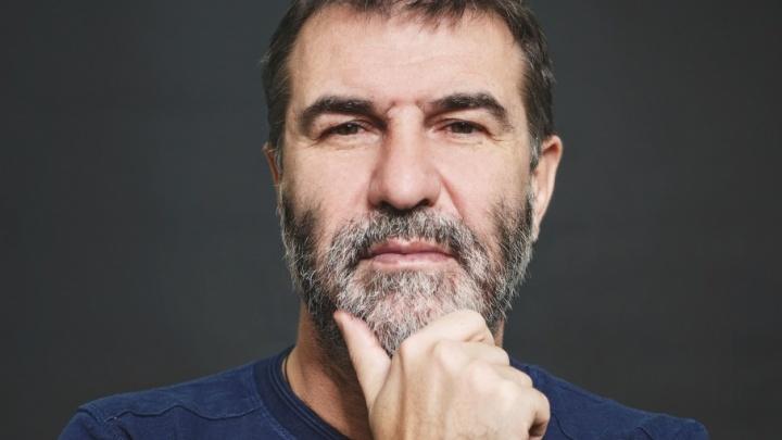 Евгений Гришковец презентует свою новую книгу в Самаре
