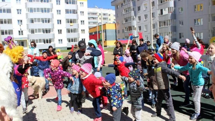 От футбола до подарков: пермский застройщик не только продает квартиры, но и устраивает жителям отличный досуг
