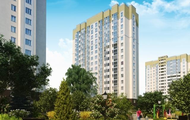 В высотках микрорайона «Новый Cвет» в Волгограде открыты продажи