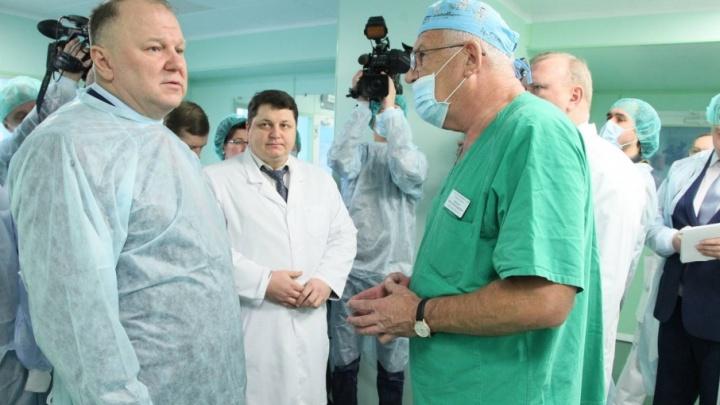 В первую городскую больницу Архангельска хотят закупить новое операционное оборудование