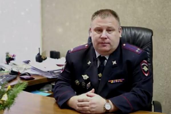 Вадим Буйдалин пожелал безопасных дорог в новом году