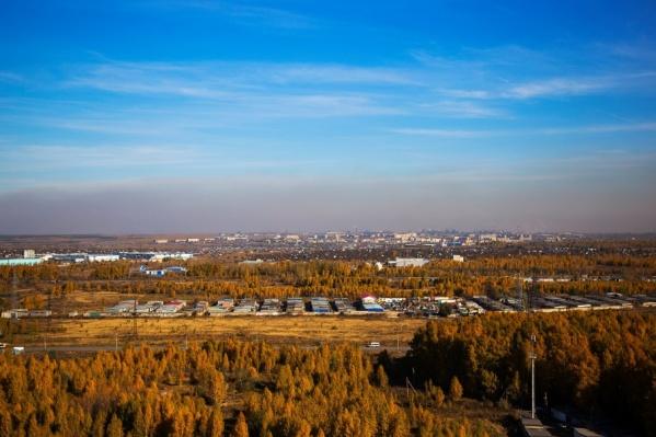 После массовых обращений минэкологии проверит воздух в разных районах города