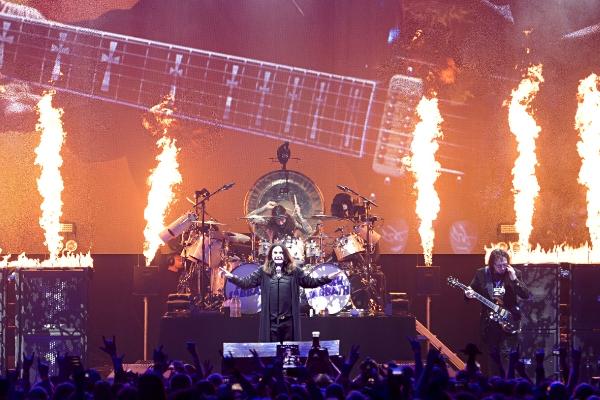 Slipknot, Gilmour и Black Sabbath: в сентябре челябинцы увидят три крутейших рок-концерта
