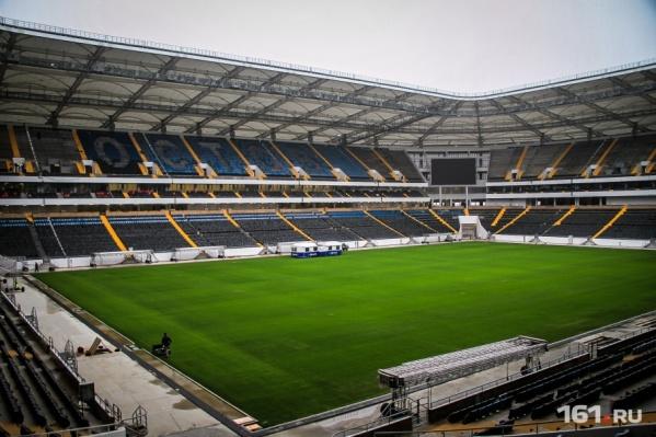 Чиновники «ледяной страны» и объявили бойкот нашим стадионам