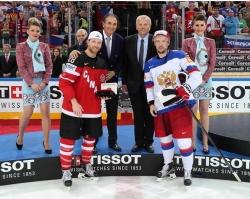 Тюменцы смогут выиграть билеты на финал ЧМ-2016 по хоккею