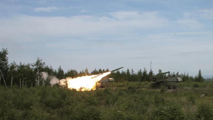 Испытают «Бук» и «Тор»: самарские зенитчики проведут стрельбы в Астраханской области