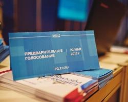 В Прикамье 32 кандидата в Госдуму заявились на праймериз «Единой России»