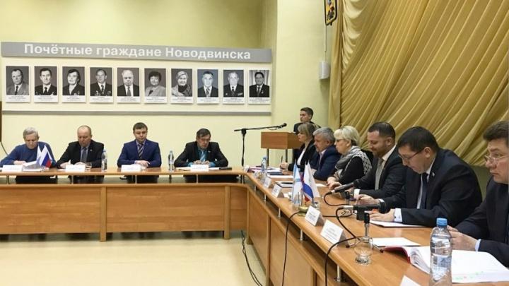 Депутаты ЛДПР сорвали сессию горсовета Новодвинска