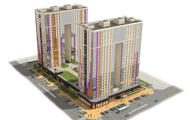 Пермякам предлагают купить квартиры в новых секциях дома «Феникс»